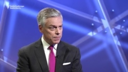 Ambassador Huntsman: Russia Should 'Quit Playing Games' With U.S. Detainee