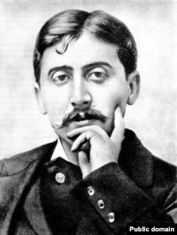 Marcel Proust, în 1895