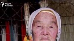 Как 91-летняя Калила апа валяет войлок и плетет циновки