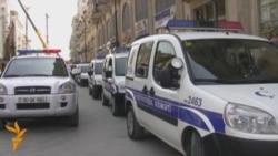 Ожидание акции протеста 17 апреля в Баку