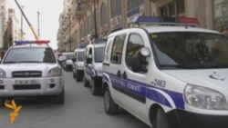 Police Quash Baku Rally