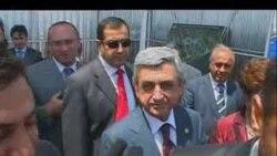 ՀՀ նախագահը Գյումրիում էր