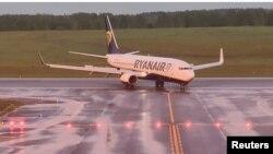 از این به بعد طیارههایشرکت هوائی بلاروس نمیتوانند ازمیدانهای هوائی کشورهای اتحادیه اروپا استفاده کنند.