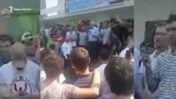 В Дагестане выразили протест против убийства мусульман Мьянмы