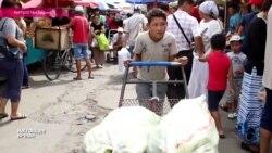 Бишкек: дети собирают мусор и работают на стройках