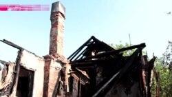 Районы Донецка, близкие к линии соприкосновения противоборствующих сторон в очередной раз были обстреляны