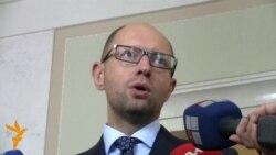 Яценюк: створюють групи, бо нема людей на фракцію тушок