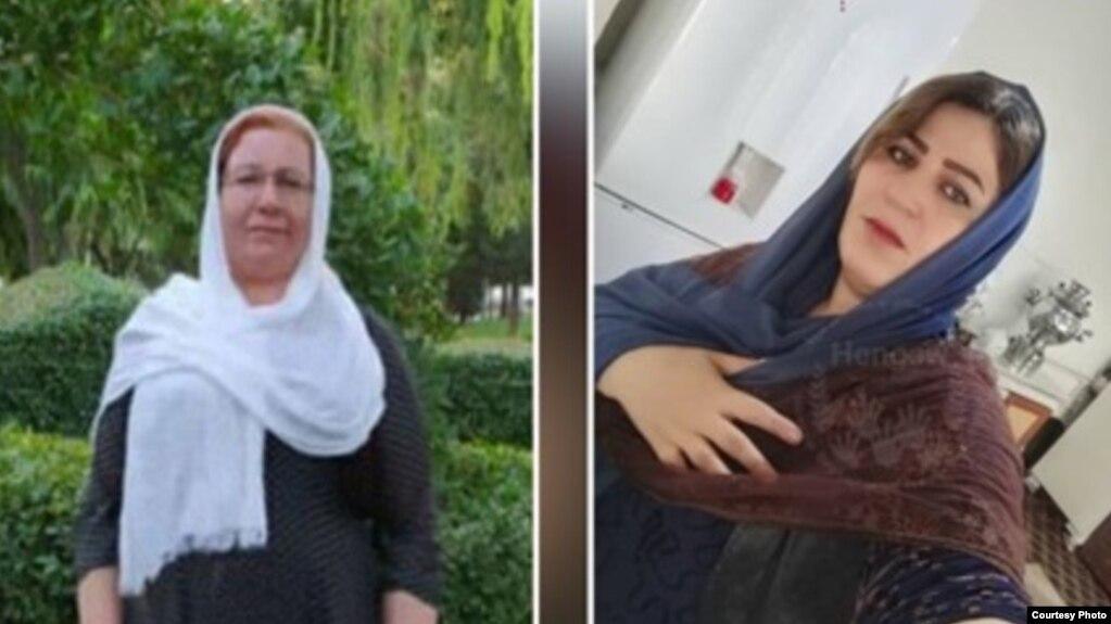 تداوم بازداشت دو عضو خانواده پاسدار کشته شده در پیرانشهر