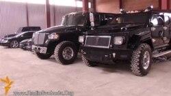 Сотня Самооборони, обстріл, рейдери – боротьба за автомобілі Януковича