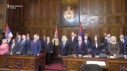 Skupština Srbije: Premijer i ministri položili zakletvu