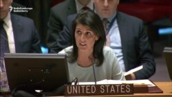 U.S. Says No End To Sanctions Until Crimea Returned