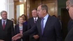 Membri republicani ai Congresului american în vizită la Moscova