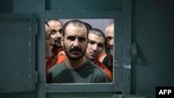 Zatvor na sjeveroistoku Sirije, u gradu Hasakeh, 26. oktobra 2019. - Kurdski izvori kažu da je oko 12.000 terorista IS-a, uključujući Sirijce, Iračane, kao i strance iz 54 zemlje u zatvorima koje su vodili Kurdi na sjeveru Sirije