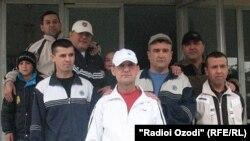 Раҳоии 7 ҷангии собиқи Худойбердиев дар Хатлон дар ноябри 2011