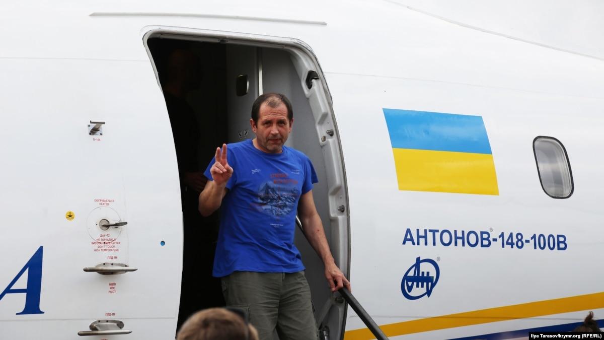 Джемилев и Чубаров встретились с уволенным крымчанином Балухом