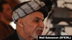 Աֆղանստանի նախագահ Աշրաֆ Ղանի, արխիվ