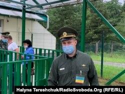 Виконувач обов'язків начальника Західного регіонального управління Держприкордонної служби Олексій Гавель