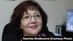 Рашида Шайкенова, президент Казахстанской туристской ассоциации.