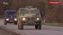 Ukrayna Rusiyanın Donbas və Krıma qüvvələr topladığını deyir