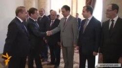 Հայաստանում ակնկալում են, որ Մեդվեդևի այցի ընթացքում կքննարկվեն նաև ներդրումային ծրագրեր
