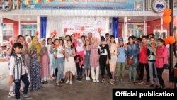 Летний детский лагерь демократии «Жаш аракет», 22 июня 2019 г.