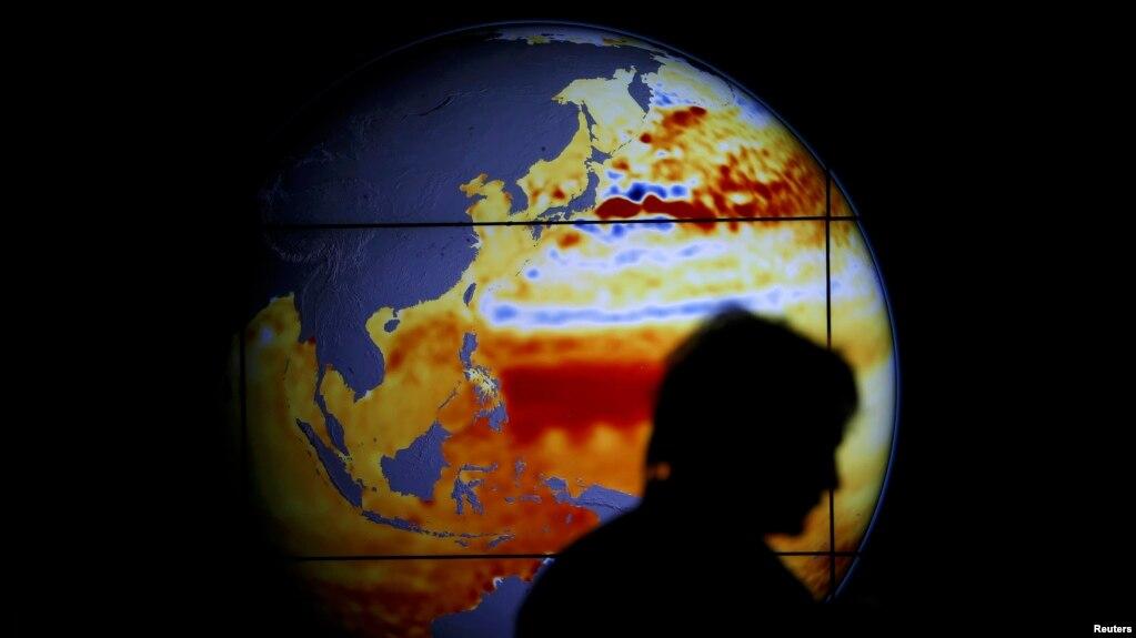 Кількість парникових газів у атмосфері з 2015 до 2019 року зросла на 20% у порівнянні з попередньою п'ятирічкою
