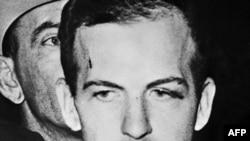 Ли Харви Освальд после ареста