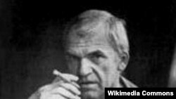 Do Kundera's harrowing novels reflect his own past?