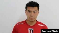 Рауан Сариев, игрок бразильской команды «Ботафого».