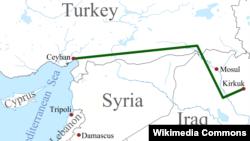 Kirkuk-Jeýhan geçirijisi