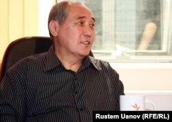 Құралбек Ордабаев. Алматы, 10 сәуір 2013 жыл.