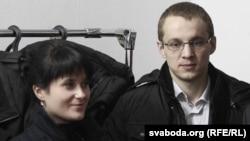 Наста і Зьміцер Дашкевічы