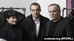 Наста і Зьміцер Дашкевічы, Уладзімер Някляеў