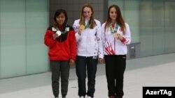 Suyatullanma yarışlarında Azərbaycan idmançısı qızıl medal qazanıb. 19may2017