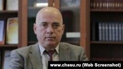 Первый проректор ЧГУ Заур Киндаров