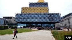 Бирмингемская библиотека – одна из основных достопримечательностей города