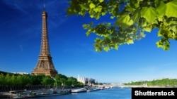 Pamje e një pjese të Parisit