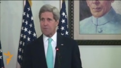 Kerry Praises Pakistan For Antiterror Operations