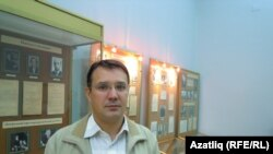 """Татарстан-Яңа Гасыр"" хәбәрчесе Альфред Мөхәммәтрәхимов"