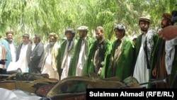 Ushtarët talibanë...