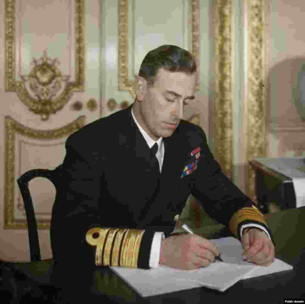 Louis Mountbatten, the last viceroy of British-ruled India. In 1947, the departing British authorities oversaw the slicing up of India along religious lines. The partition sparked the largest mass migration in history.