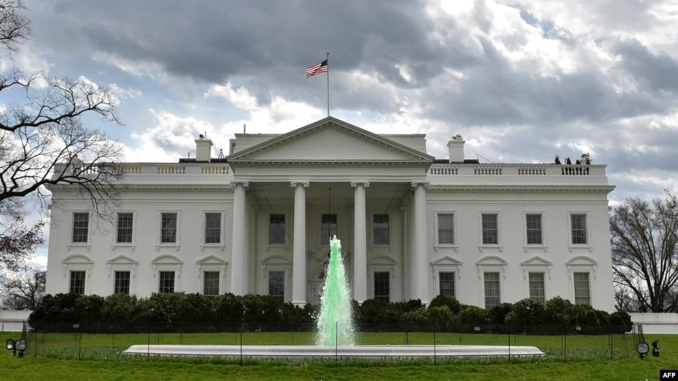 ساختمان کاخ سفید