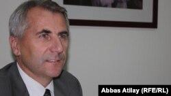 Vygaudas Usackas, EU special representative in Afghanistan, in Kabul