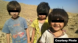 Authorities in Dushanbe say there 92 Tajik children stranded in iraq. (file photo)