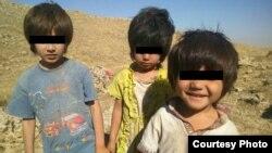 Дети из стран СНГ в Ираке (фото предоставлено родственниками)