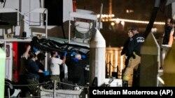 Spasilačke službe iznose tijela nastradalih u požaru