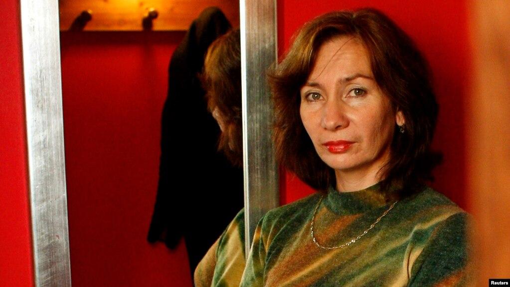 Наталья Эстемирова в 2007 году