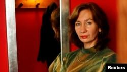 """Журналист и член правления группы """"Мемориал"""" Наталья Эстемирова, убитая в Чечне в 2009 году."""