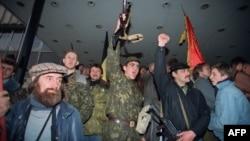 """Штурм телецентра """"Останкино"""", 3 октября 1993 года"""