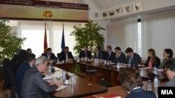 Архивска фотографија - Седница на ДИК, февруари, 2016.